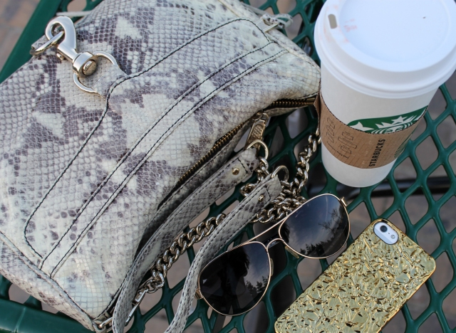 Kitties + Couture: Necessities #LoveYourLatte