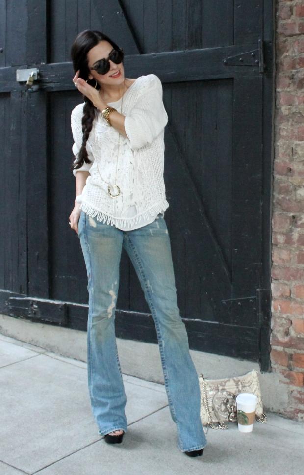 Kitties + Couture: '70s Vibe #LoveYourLatte