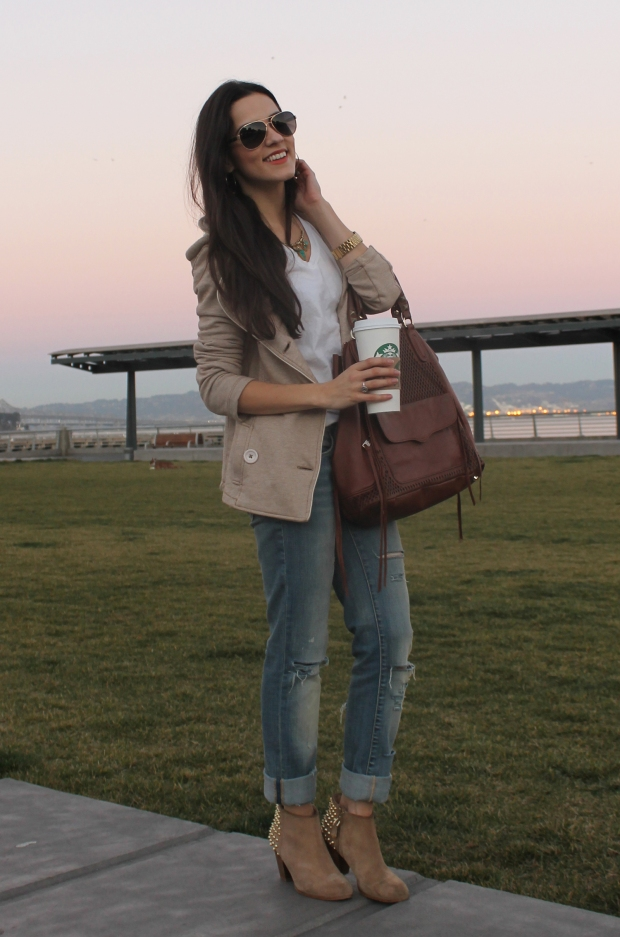 Sunset in San Francisco #LoveYourLatte