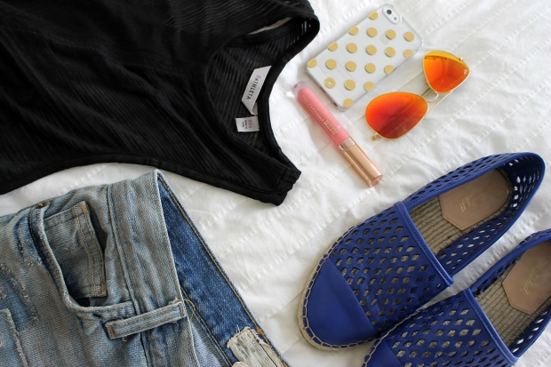 Packing for Summer Vacation with Athleta