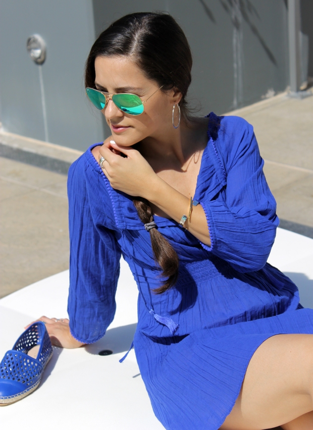 The perfect beach & pool cover-up