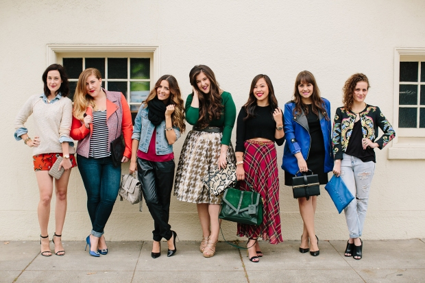 Poshmark Girls for Racked SF