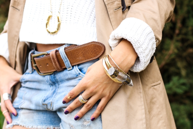 Tan and White for Fall